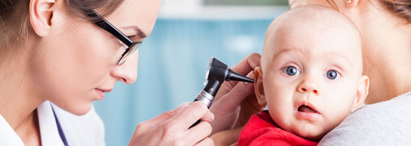Outside ear infections